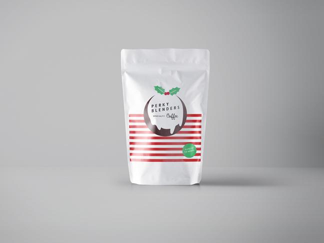 Perky Blenders Xmas special blend