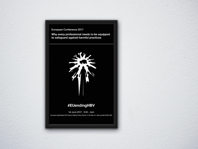 Charity Campaign poster